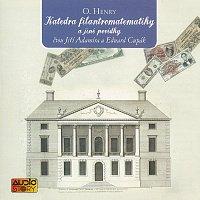 Přední strana obalu CD Henry: Katedra filantromatematiky a jiné povídky