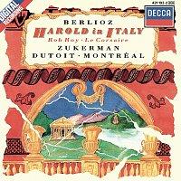 Pinchas Zukerman, Orchestre Symphonique de Montréal, Charles Dutoit – Berlioz: Harold in Italy etc