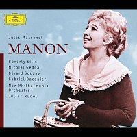 Přední strana obalu CD Massenet: Manon