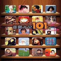 Přední strana obalu CD Priscilla Chan Yin Le Da Quan 101