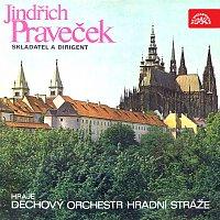 Přední strana obalu CD Jindřich Praveček - skladatel a dirigent