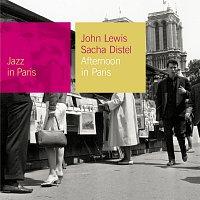 John Lewis, Sacha Distel – Afternoon In Paris
