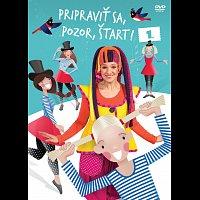 Martina Jelenová, Baby Band – Pripraviť sa, pozor, štart! 1. DVD