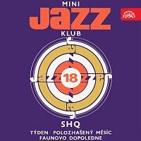 Přední strana obalu CD Mini Jazz Klub 18