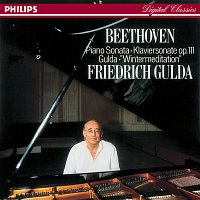 Friedrich Gulda – Beethoven: Piano Sonata Op.111 / Gulda: Wintermeditation