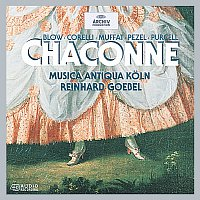 Musica Antiqua Koln, Reinhard Goebel – Chaconne