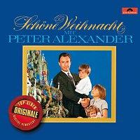 Přední strana obalu CD Schone Weihnacht mit Peter Alexander (Originale)