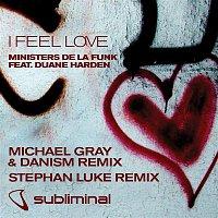 Ministers De La Funk, Duane Harden – I Feel Love (feat. Duane Harden) [Remixes]