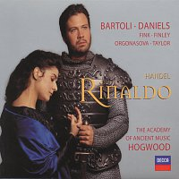 Cecilia Bartoli, David Daniels, The Academy of Ancient Music, Christopher Hogwood – Handel: Rinaldo - complete opera (Original 1711 Version) HWV7a (3CDs) [3 CDs]