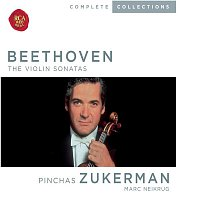Marc Neikrug, Pinchas Zukerman, Ludwig van Beethoven – Beethoven: The Violin Sonatas