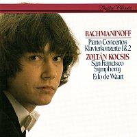 Zoltán Kocsis, San Francisco Symphony, Edo de Waart – Rachmaninov: Piano Concertos Nos. 1 & 2