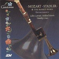 Přední strana obalu CD Mozart & Stadler: Basset Horn Divertimenti