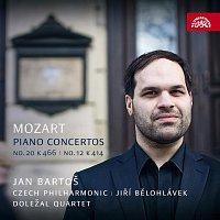 Jan Bartoš, Česká filharmonie, Jiří Bělohlávek – Mozart: Klavírní koncerty