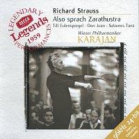 Wiener Philharmoniker, Herbert von Karajan – Strauss, R.: Also sprach Zarathustra; Salomes Tanz; Don Juan; Till Eulenspiegel