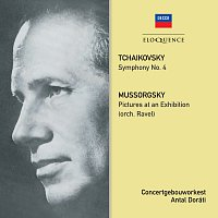 Antal Dorati, Concertgebouw Orchestra of Amsterdam – Tchaikovsky: Symphony No. 4 / Mussorgsky: Pictures At An Exhibition