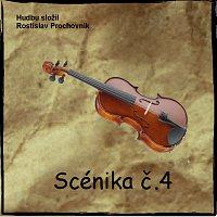 Přední strana obalu CD Scénika č.4