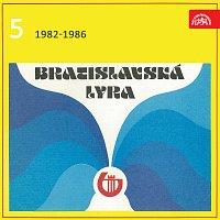 Různí interpreti – Bratislavská lyra Supraphon 5 (1982-1986)