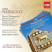 Riccardo Muti, Matteo Manuguerra, Renata Scotto, Elena Obraztsova, Veriano Luchetti, Nicolai Ghiaurov – Verdi: Nabucco