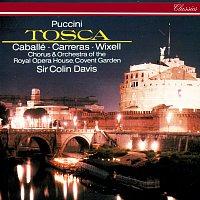 Sir Colin Davis, Montserrat Caballé, José Carreras, Ingvar Wixell, Samuel Ramey – Puccini: Tosca