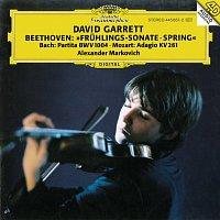David Garrett, Alexander Markovich – Beethoven: Violin Sonata No.5; Bach: Partita No.2; Mozart: Adagio