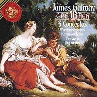 James Galway – Carl Philipp Emanuel Bach: 3 Concertos