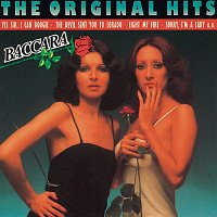 Přední strana obalu CD The Original Hits