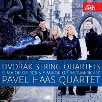 """Dvořák: Smyčcové kvartety G dur, op. 106 a F dur, op. 96 """"Americký"""""""