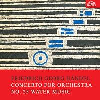 "Filharmonie Brno, János Ferencsik – Händel: Koncert pro orchestr č. 25 ""Vodní hudba"""