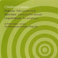 Sir Peter Ustinov, Philharmonia Orchestra, Philip Ellis – Children's Classics