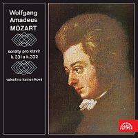 Valentina Kameníková – Mozart: Sonáty pro klavír
