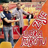 Přední strana obalu CD Ivan Mládek zase uvádí Luďka Sobotu