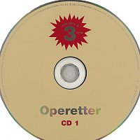 Různí interpreti – Operetter / CD  1