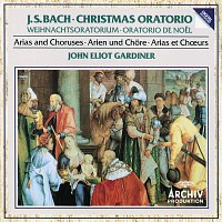 Přední strana obalu CD Bach, J.S.: Christmas Oratorio - Arias and Choruses