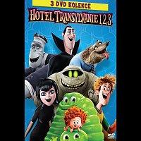 Různí interpreti – Hotel Transylvánie 1 - 3