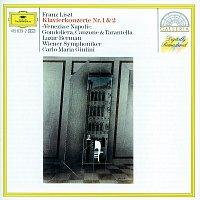 Lazar Berman, Wiener Symphoniker, Carlo Maria Giulini – Liszt: Piano Concertos Nos. 1 & 2 / Venezia e Napoli
