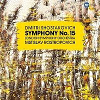 Přední strana obalu CD Shostakovich: Symphony No. 15, Op. 141