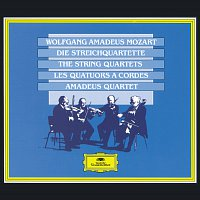 Amadeus Quartet – Mozart: The String Quartets