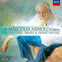 Royal Philharmonic Orchestra, BBC Concert Orchestra, Vernon Handley, Elgar Howarth – The Malcolm Arnold Edition, Vol.3 - Orchestral, Brass & Piano Music