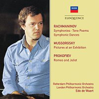 Edo de Waart, Rotterdam Philharmonic Orchestra – Rachmaninov, Mussorgsky, Prokofiev: Orchestral Works