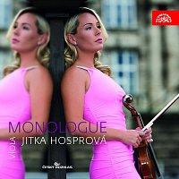 Jitka Hosprová – Monolog. Česká tvorba 20. století pro sólovou violu