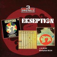 Přední strana obalu CD 3 Originals