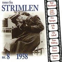 Přední strana obalu CD Toner Fra Strimlen 8 (1958)