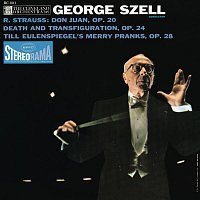 George Szell, The Cleveland Orchestra, Richard Strauss – George Szell Conducts Richard Strauss