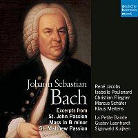 Přední strana obalu CD Bach: Sacred Arias
