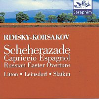 Andrew Litton – Rimsky-Korsakov: Scheherazade/ Capriccio Espagnol/ Russian Easter Overture