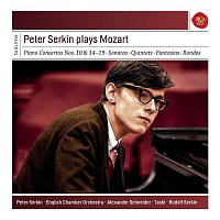 Peter Serkin – Peter Serkin Plays Mozart