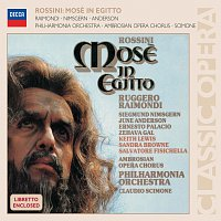 June Anderson, Ruggero Raimondi, Philharmonia Orchestra, Claudio Scimone – Rossini: Mose in Egitto