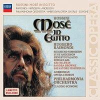 June Anderson, Ruggero Raimondi, Philharmonia Orchestra, Claudio Scimone – Rossini: Mose in Egitto