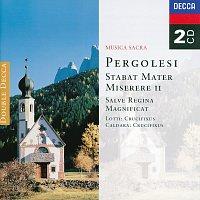 Různí interpreti – Pergolesi: Stabat Mater; Miserere etc. [2 CDs]
