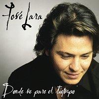 Přední strana obalu CD Donde Se Pare El Tiempo